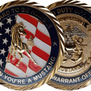 Mustang Coins